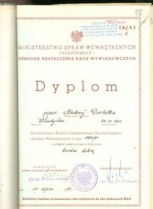 Dyplom OKKW 3.